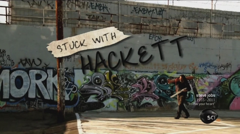 Stuck With Hackett - Clip